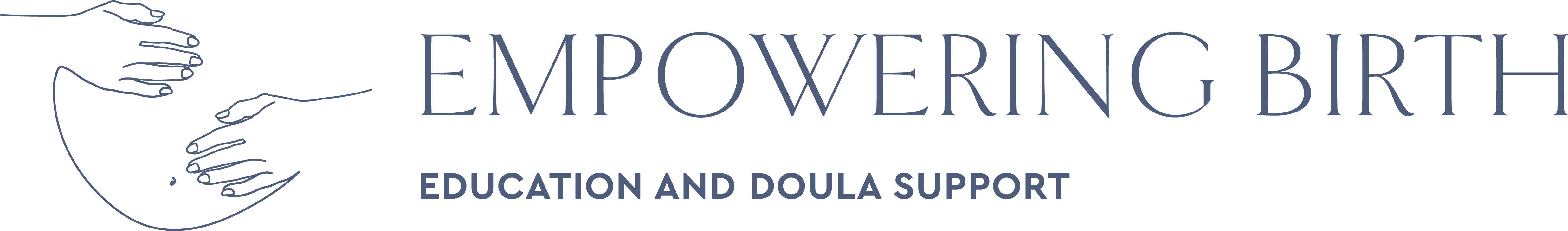 Empowering Birth Logo